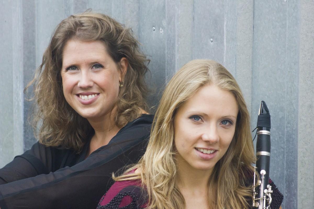 Duo Heemsbergen & Van Jaarsveld, piano en klarinet