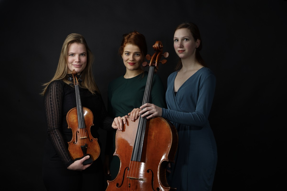 Volkmann Trio (piano, viool en cello)